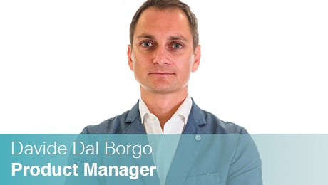 Team Sinesy | Davide Dal Borgo |Product Manager