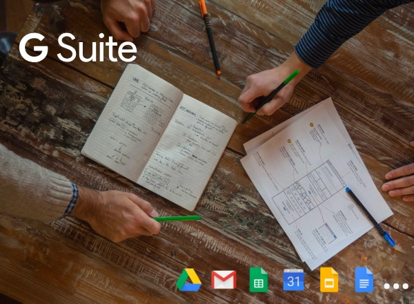 Sinesy partner google cloud | G Suite
