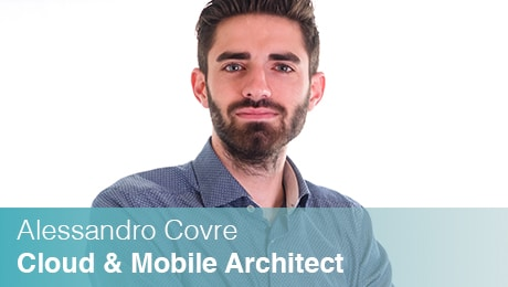 Team Sinesy | Alessandro Covre | Cloud & Mobile Architect