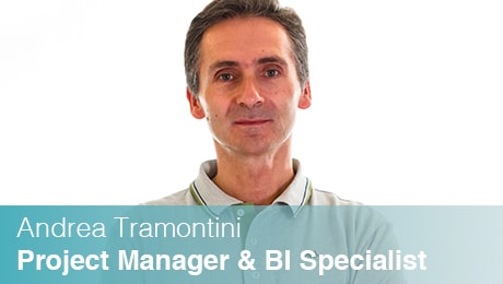 Team Sinesy | Andrea Tramontini | Project Manager & BI Specialist