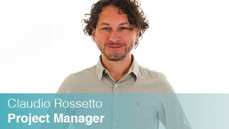 Team Sinesy | Claudio Rossetto | Project Manager