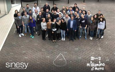 M'illumino di meno: Marketing Technology e Sinesy per fare la differenza