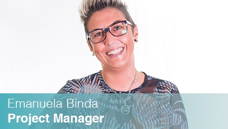 Team Sinesy | Emanuela Binda | Project Manager