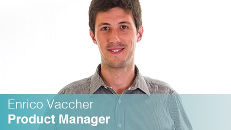 Team Sinesy | Enrico Vaccher | Product Manager