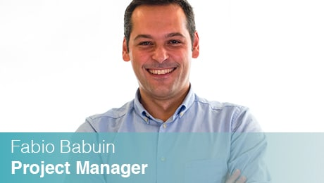 Team Sinesy | Fabio Babuin | Project Manager