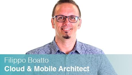 Team Sinesy | Filippo Boatto | Cloud & Mobile Architect