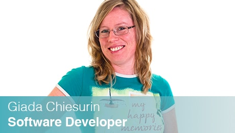 Team Sinesy | Giada Chiesurin | Software Developer