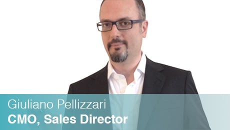 Team Sinesy | Giuliano Pellizzari | CMO
