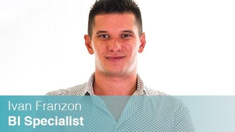 Team Sinesy | Ivan Franzon | BI Specialist