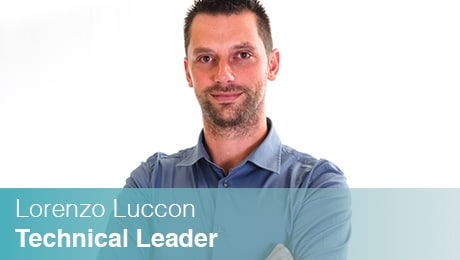 Team Sinesy | Lorenzo Luccon | Technical Leader