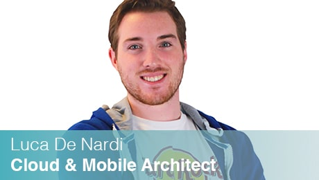 Team Sinesy | Luca De Nardi | Cloud & Mobile Architect