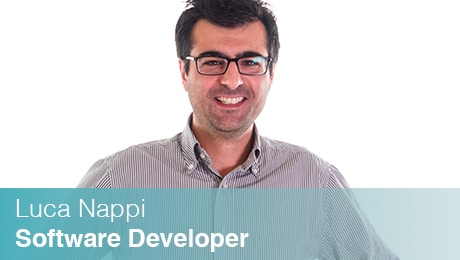 Team Sinesy | Luca Nappi | Software Developer