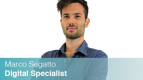Team Sinesy | Marco Segatto | Digital Specialist