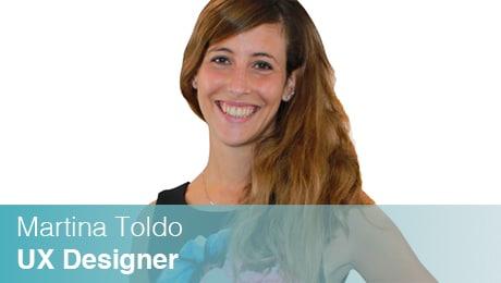 Team Sinesy | Martina Toldo | UX Designer