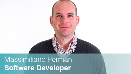 Team Sinesy | Massimiliano Perman | Software Developer