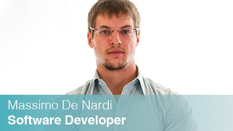 Team Sinesy | Massimo De Nardi | Software Developer