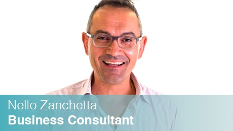 Team Sinesy | Nello Zanchetta | Business Consultant