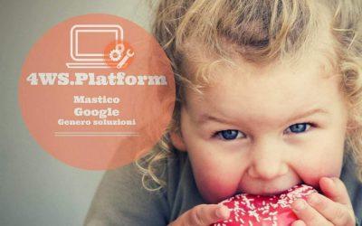 Mastico Google…genero soluzioni!