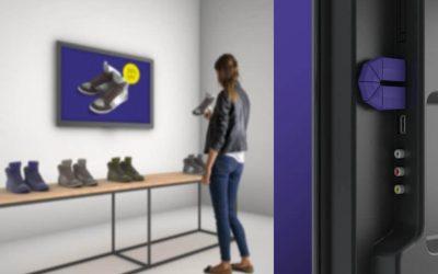 Il primo beacon che comunica su uno schermo? Si chiama Mirror