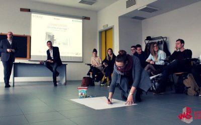 """""""Il negozio del futuro"""": il Workshop che ha aperto la mente e il cuore dei giovani Designer"""