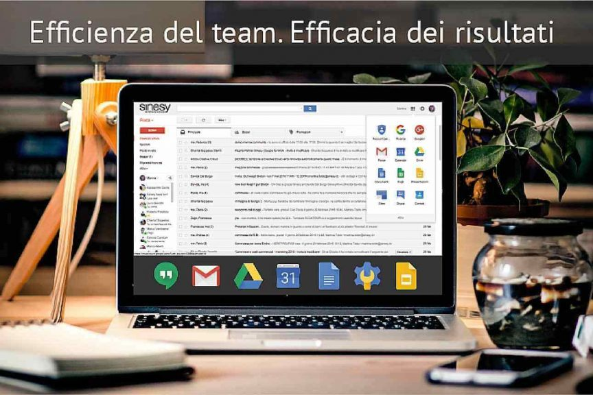 Retailers all'avanguardia con G Suite