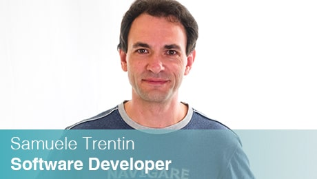Team Sinesy | Samuele Trentin | Software Developer