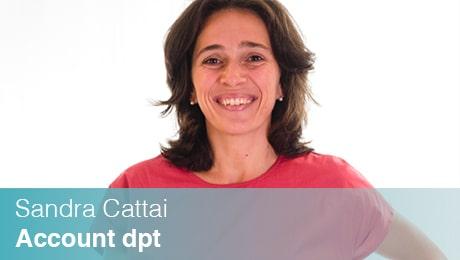 Team Sinesy | Sandra Cattai | account dpt