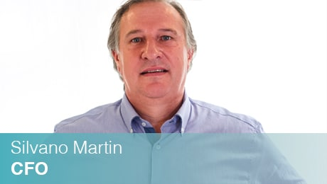 Team Sinesy | Silvano Martin | CFO