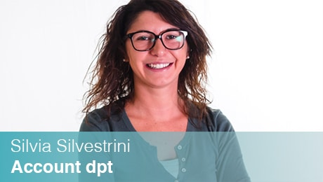 Team Sinesy | Silvia Silvestrini | Account dpt