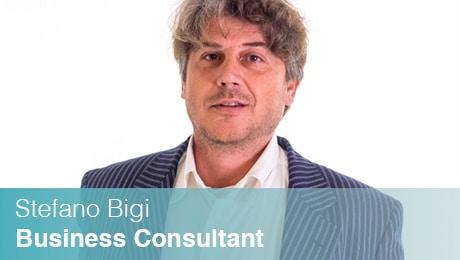 Team Sinesy | Stefano Bigi | Business Consultant