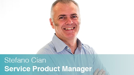 Team Sinesy | Stefano Cian | Service Product Manager