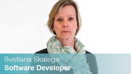 Team Sinesy | Svetlana Skalega | Software Developer