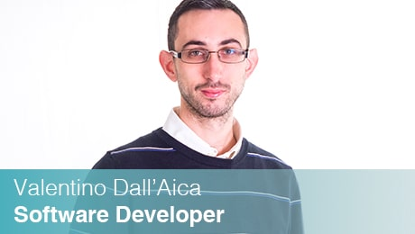 Team Sinesy | Valentino Dall'Aica | Software Developer