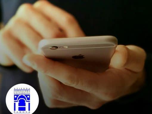 L'App per comunicare con i pazienti: il caso Padova33