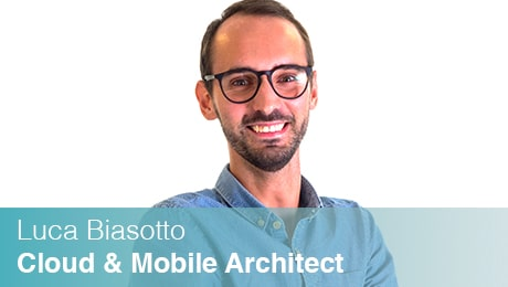 Team Sinesy | Luca Biasotto | Cloud & Mobile Architect