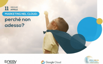 Sinesy Innovision e il Politecnico di Milano: il marketing tra le nuvole