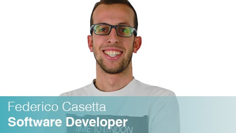 Team Sinesy | Federico Casetta | Software Developer