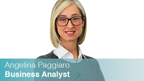 Team Sinesy | Angelina Paggiaro | Business Analyst