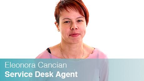 Team Sinesy | Eleonora Cancian | Service Desk Agent