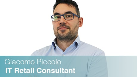 Team Sinesy | Giacomo Piccolo | IT Retail Consultant