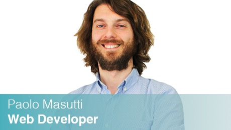 Team Sinesy | Paolo Masutti | Web Developer
