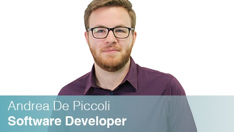Team Sinesy | Andrea De Piccoli | Software Developer