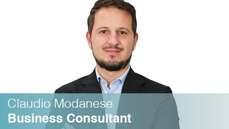Team Sinesy | Claudio Modanese | Business Consultant