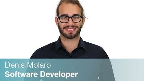 Team Sinesy | Denis Molaro | Software Developer