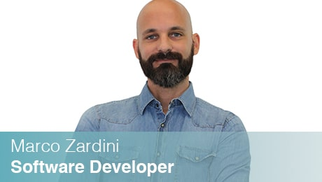 Team Sinesy | Marco Zardini | Software Developer