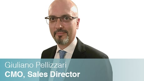 Team Sinesy | Giuliano Pellizzari | CMO, Sales Director
