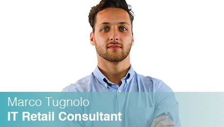 Team Sinesy | Marco Tugnolo | IT Retail Consultant