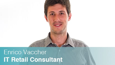 Team Sinesy | Enrico Vaccher | IT Retail Consultant