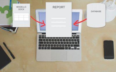 Creare report con Docx e 4ws.Platform