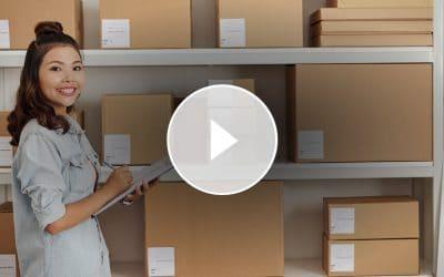 Come gestire il magazzino di un negozio multicanale